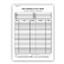 Aebf Coach Activity Sheet